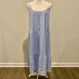 ✨BNWT✨ Lulu's Tie-Back Midi Dress - Size M